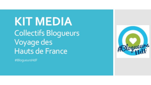 Kit Media #BlogueursHdF