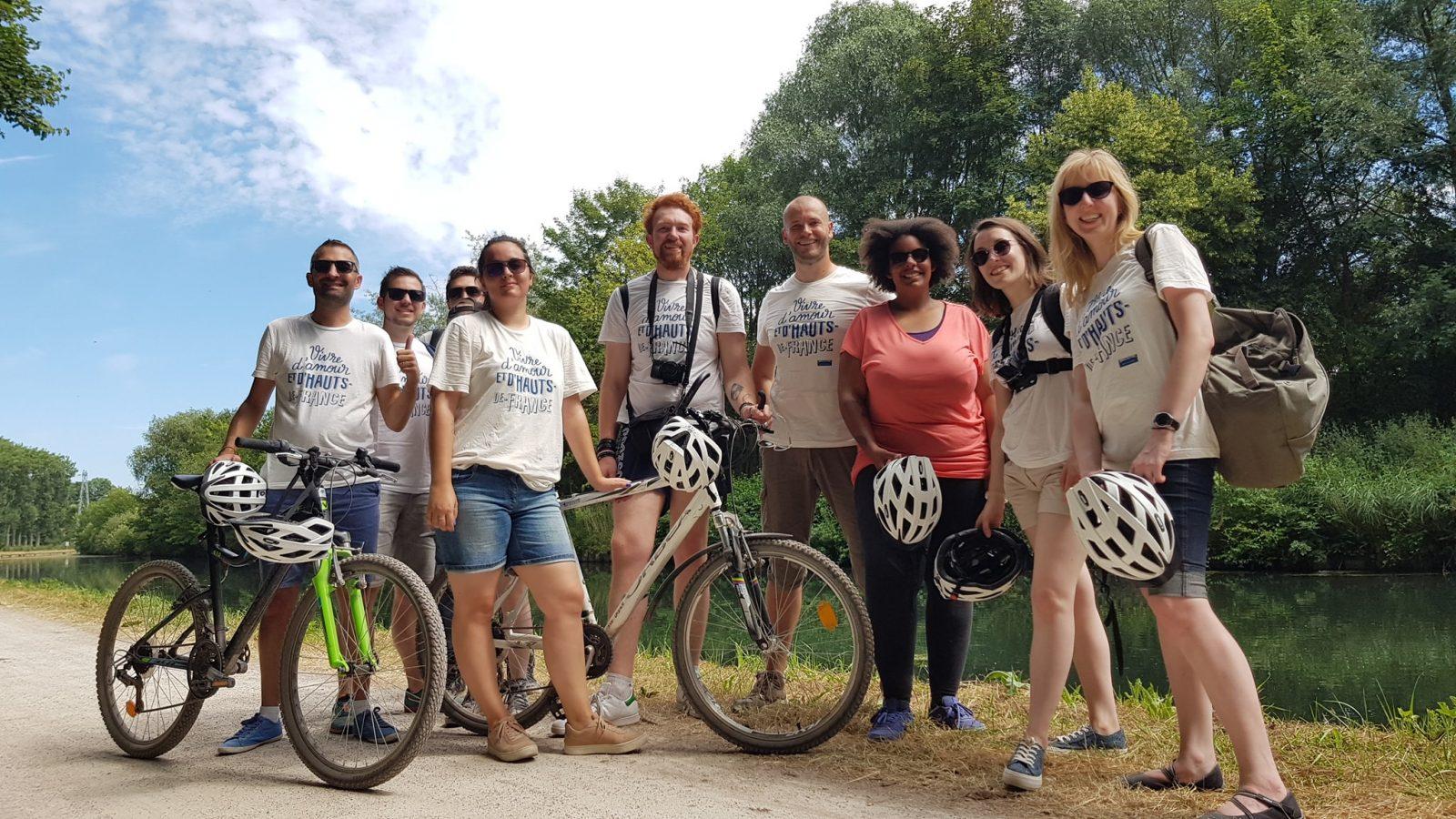 Les #BlogueursHdF à Arras