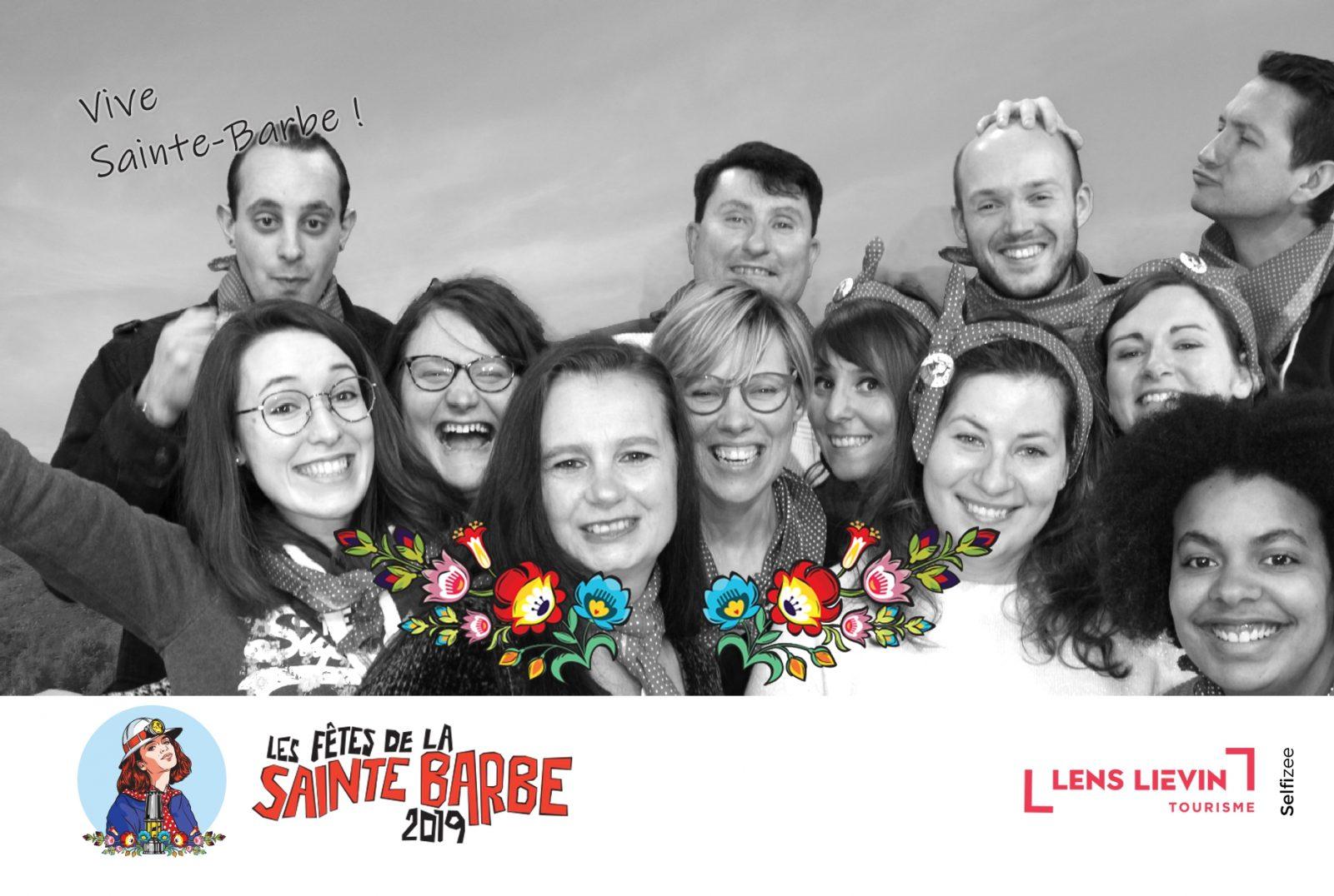 Les #BlogueursHdF aux Fêtes de la Sainte-Barbe